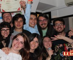 RadioLUISS Awards 2017 - Newsic Miglior Team