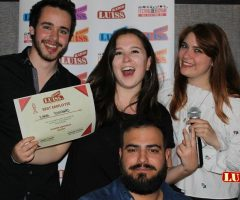 RadioLUISS Awards 2017 - Ilaria Colasanto Best Employee Donna