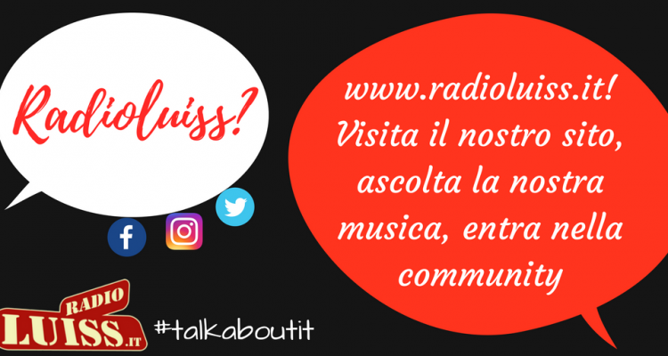 Radioluiss #talkaboutit