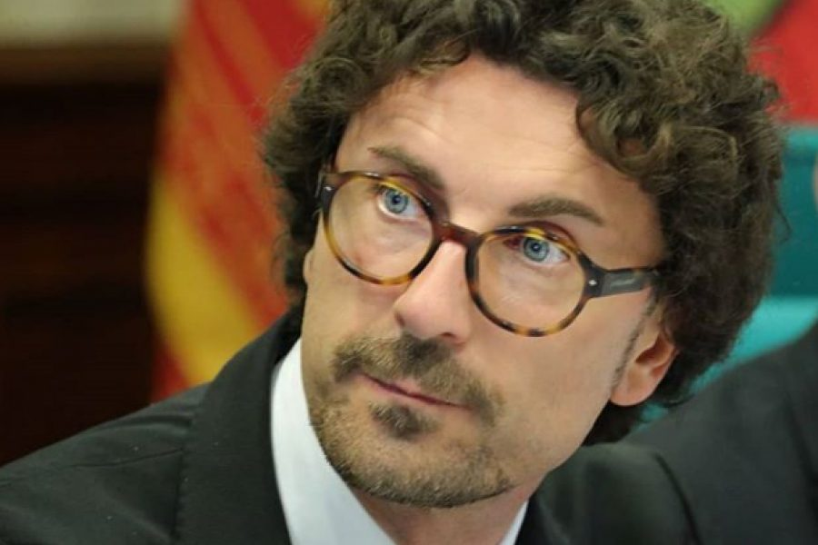 Intervista all'ex ministro Danilo Toninelli